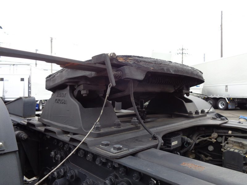 三菱 大型トラック トラクタエアサス 画像