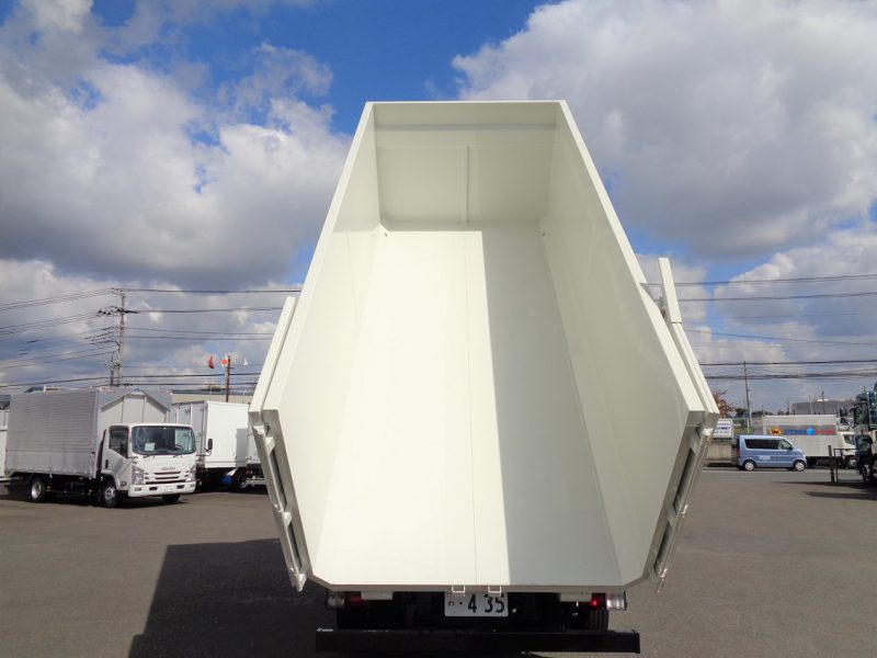 日野 大型トラック ロングアームロール 画像