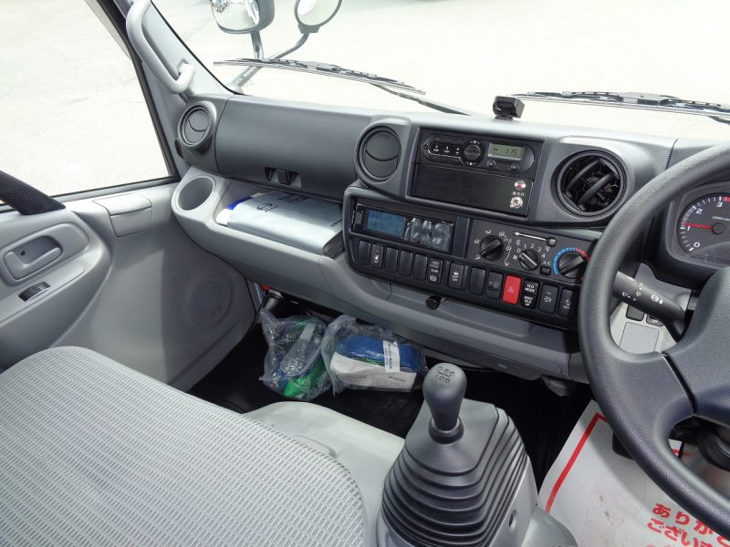 日野 小型トラック 冷凍車中温PG付(標準・ロング) 画像