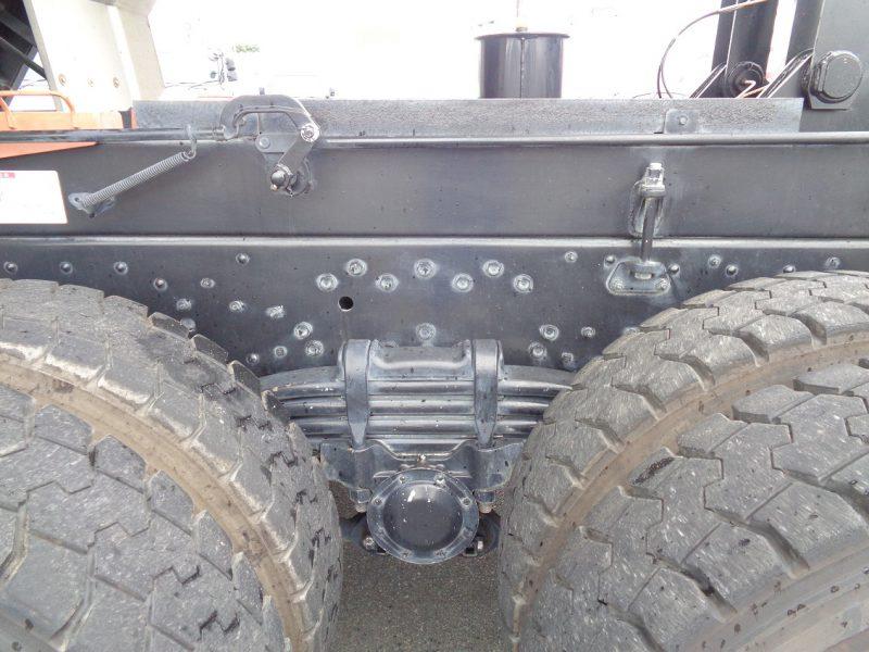 三菱 大型トラック ダンプ土砂(5.1m) 画像