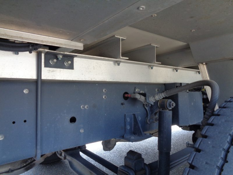 いすゞ 大型トラック 冷凍車エアサス(スタンバイ付)ジョロダー付 画像