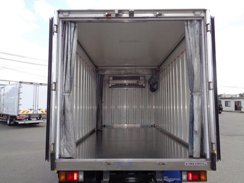 いすゞ 小型トラック 冷凍車中温(ワイド・ロング) 画像