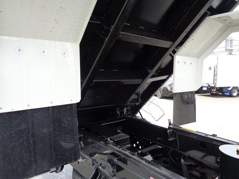 日野 大型トラック 深ダンプ(7.0t)4.85mリヤダンプ式 画像
