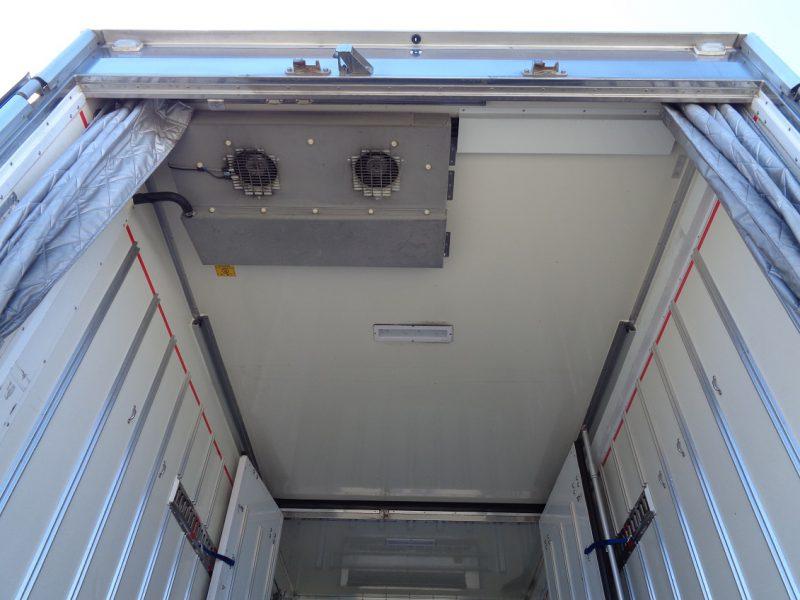 いすゞ 小型トラック 冷凍車中温(加温機付)ワイド・ロング 画像