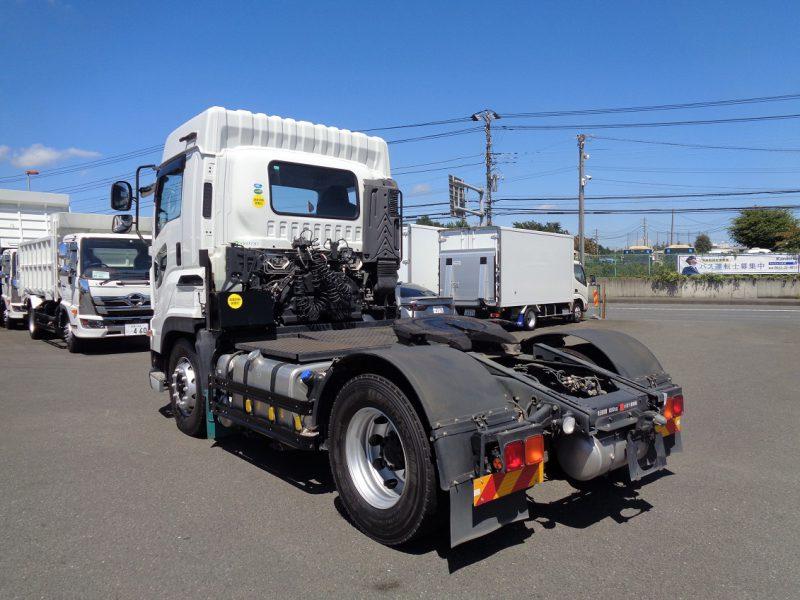 いすゞ 大型トラック トラクタエアサスハイルーフ(9.5t) 画像