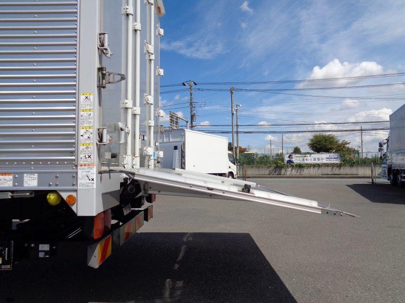 日野 中型トラック ドライバンワイドPG付7.2m 画像