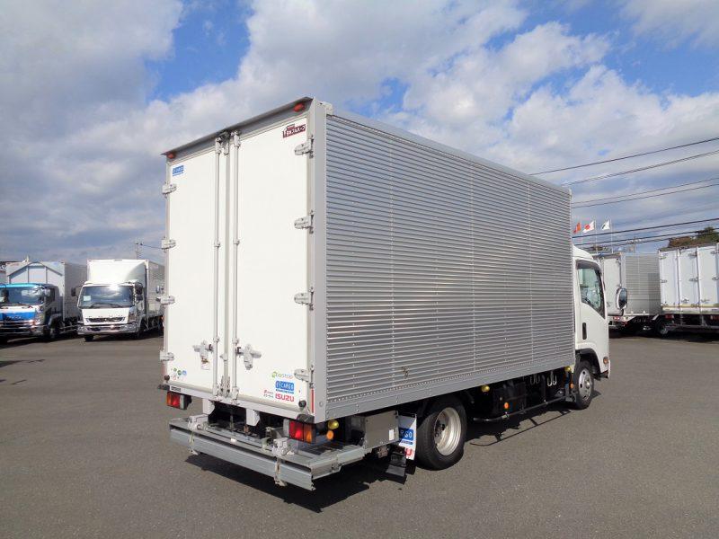 いすゞ 小型トラック ドライバン格納PG付(ワイド・ロング) 画像