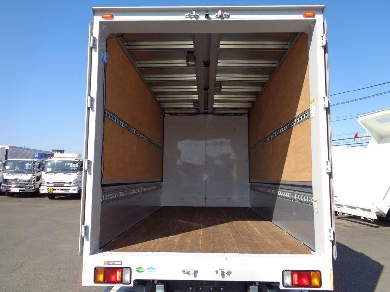 いすゞ 小型トラック ウィング格納PG付(ワイド・ロング) 画像