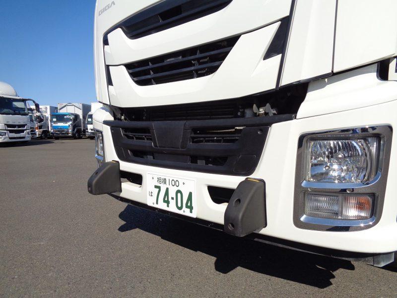 いすゞ 大型トラック ロングダンプ土砂(10.5t)6m 画像