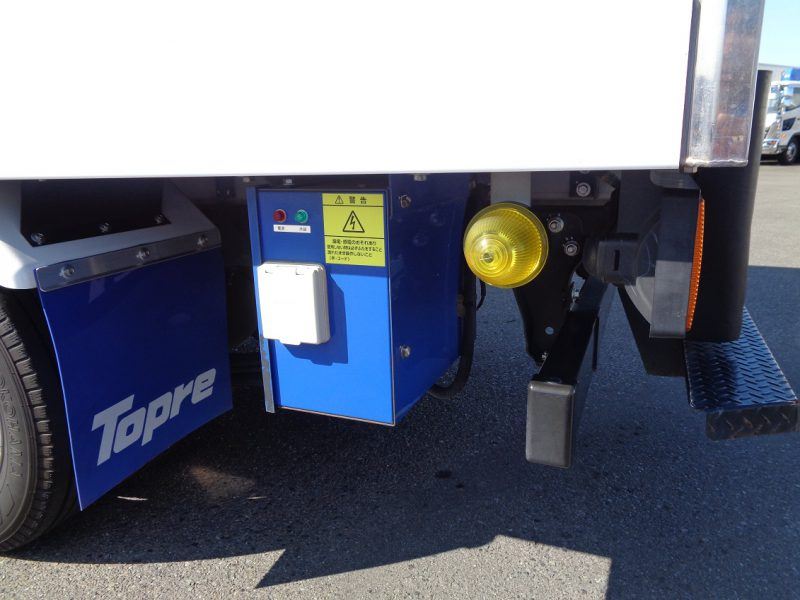 いすゞ 小型トラック 冷凍車低温(スタンバイ・スムーサー)5t未満 画像
