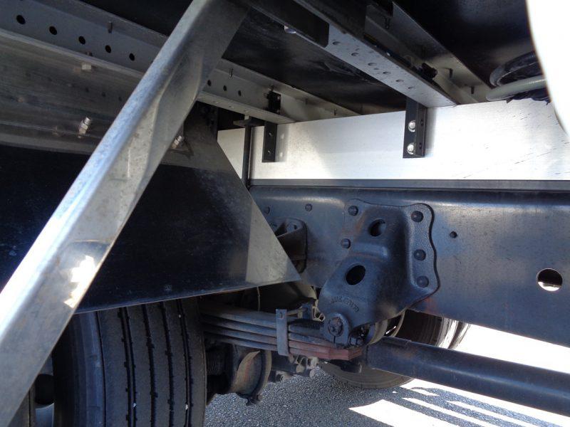 日野 大型トラック ウィングワイド(7.2t)6.8m260ps 画像