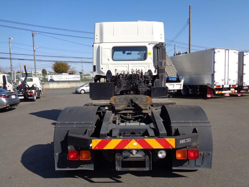 日野 大型トラック トラクタエアサスハイルーフ11.5t(リターダー) 画像