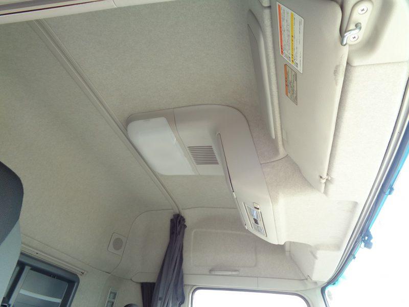 三菱 大型トラック トラクタエアサスハイルーフ7.6t(キャリア用) 画像
