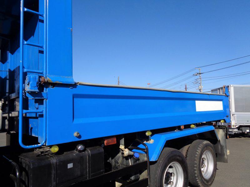 いすゞ 大型トラック ダンプ土砂(5.1m) 画像