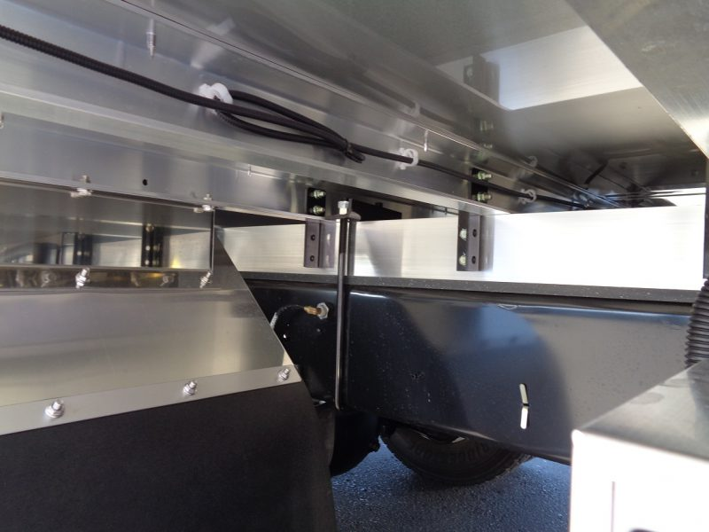 日野 中型トラック 冷凍車ワイドエアサス格納PG付 画像