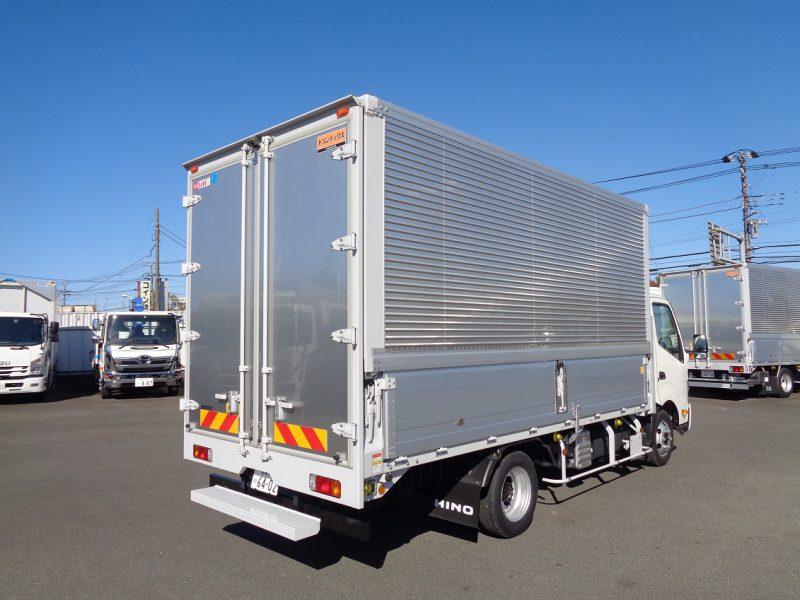日野 小型トラック ウイング(ワイド・ロング) 画像