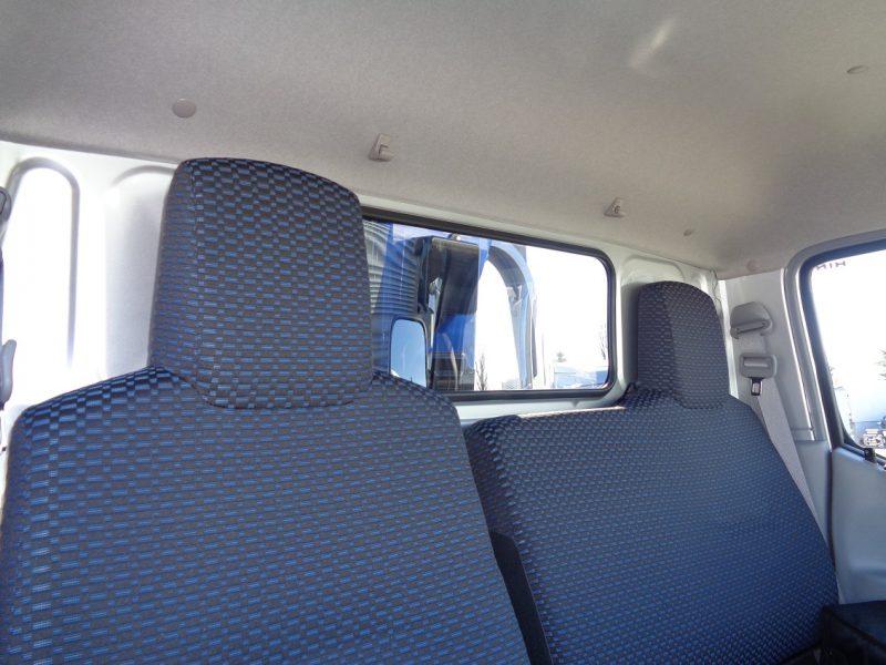 日野 小型トラック 4段ラジコン付(3.4t・AT車)標準・ロング 画像