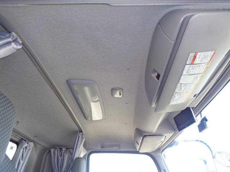 いすゞ 中型トラック ドライバンワイドはね上げPG付 画像