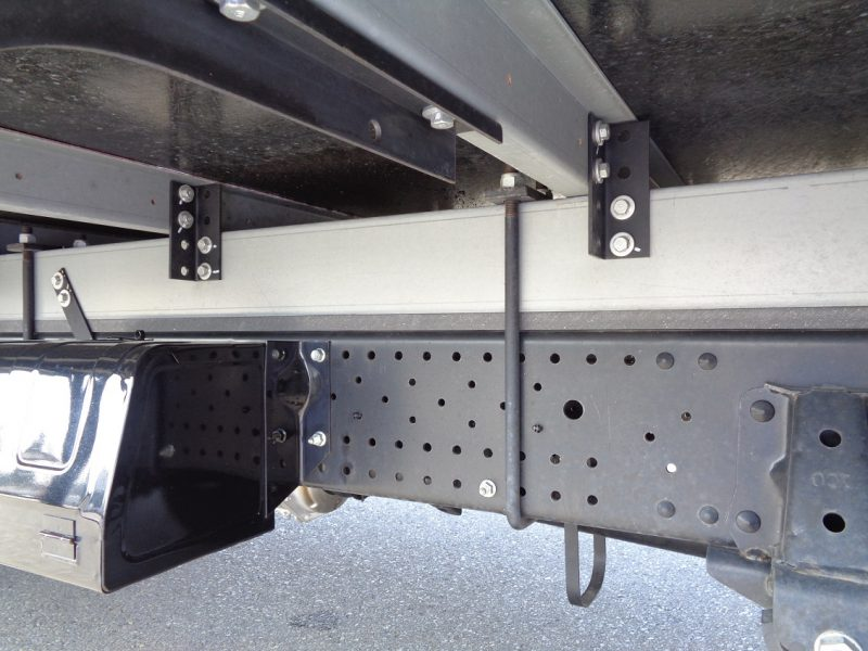いすゞ 小型トラック 冷凍車(ワイド・ロング)スタンバイ 画像