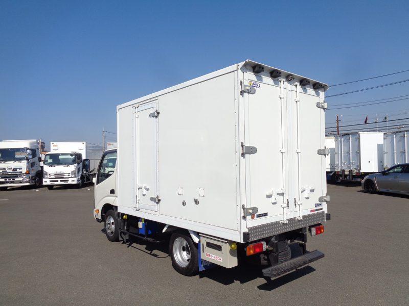 日野 小型トラック 冷凍車(スタンバイ付)AT車・5t未満 画像