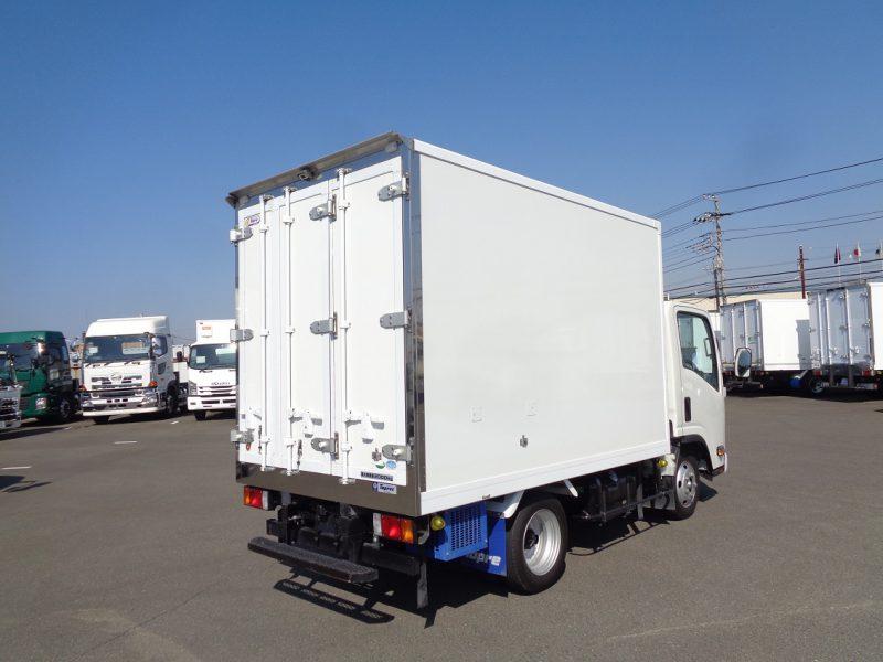 いすゞ 小型トラック 冷凍車スタンバイ付 画像