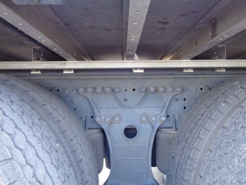 日野 大型トラック ウィングエアサスハイルーフ(センタービーム付) 画像