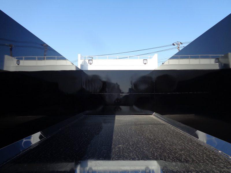 日野 中型トラック 深ダンプ(4.6m)片開き 画像