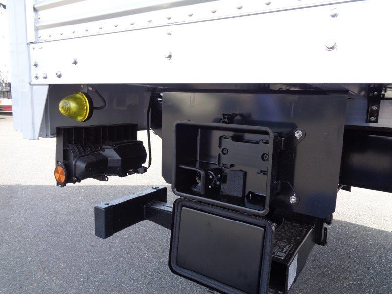 日野 中型トラック ドライバンワイドエアサスはね上げPG付 画像