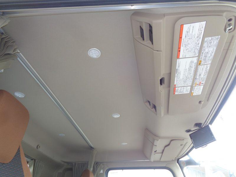 日野 大型トラック ウィングワイド格納PG付(6.6t)6.8m260ps 画像