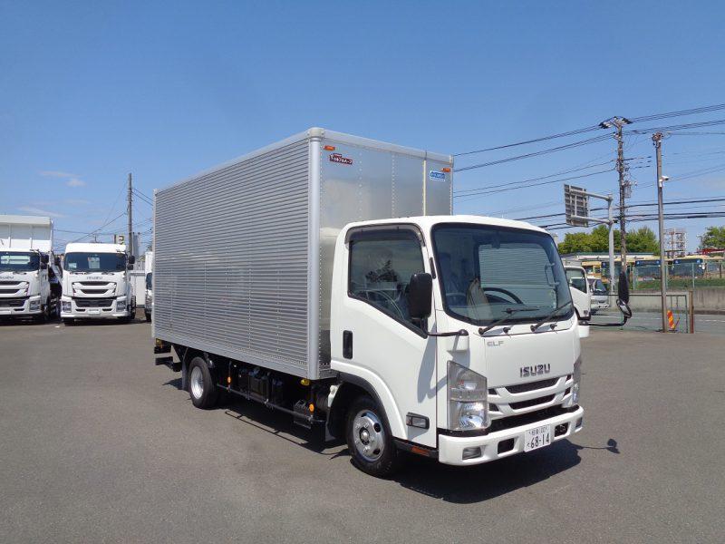 いすゞ 小型トラック ドライバンPG付(標準・ロング)5t未満 画像
