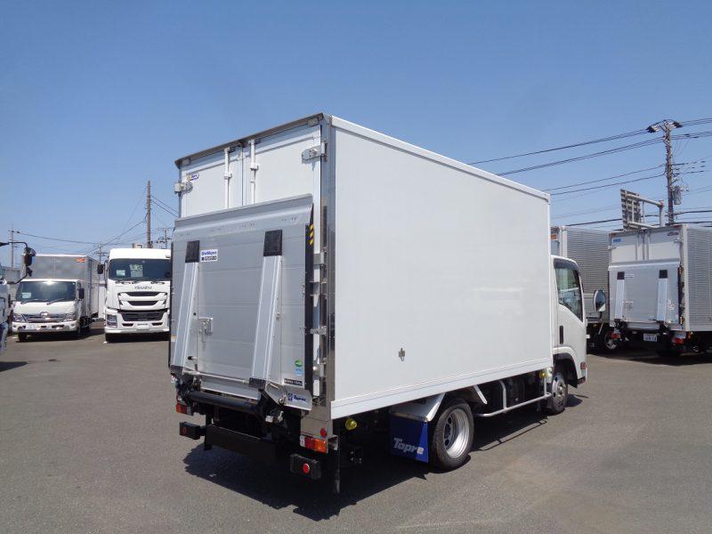 いすゞ 小型トラック 冷凍車低温PG付(標準セミロング)5t未満・スムーサー 画像