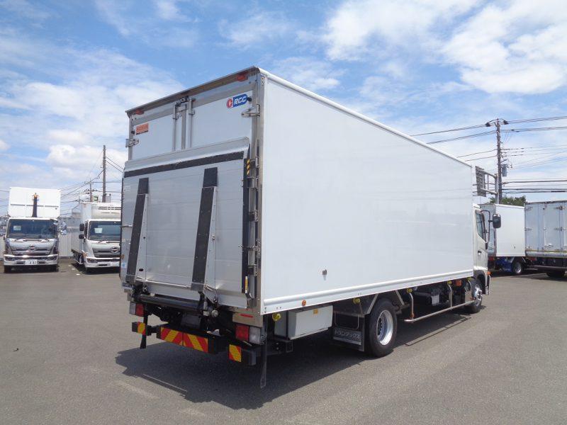 日野 中型トラック 冷凍車 画像