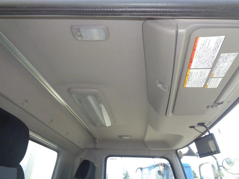 日野 中型トラック 冷凍車ワイド格納PG付 画像