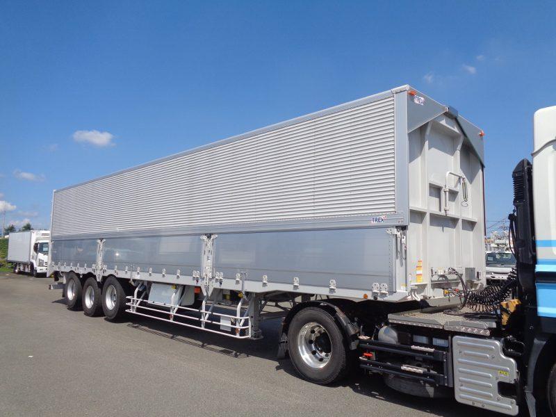 その他 大型トラック トレーラウィング3軸エアサスリフトアクスル(27t) 画像