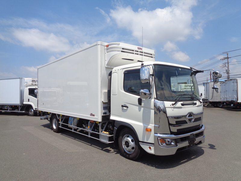 日野 中型トラック 冷凍車エアサス格納PG付 画像