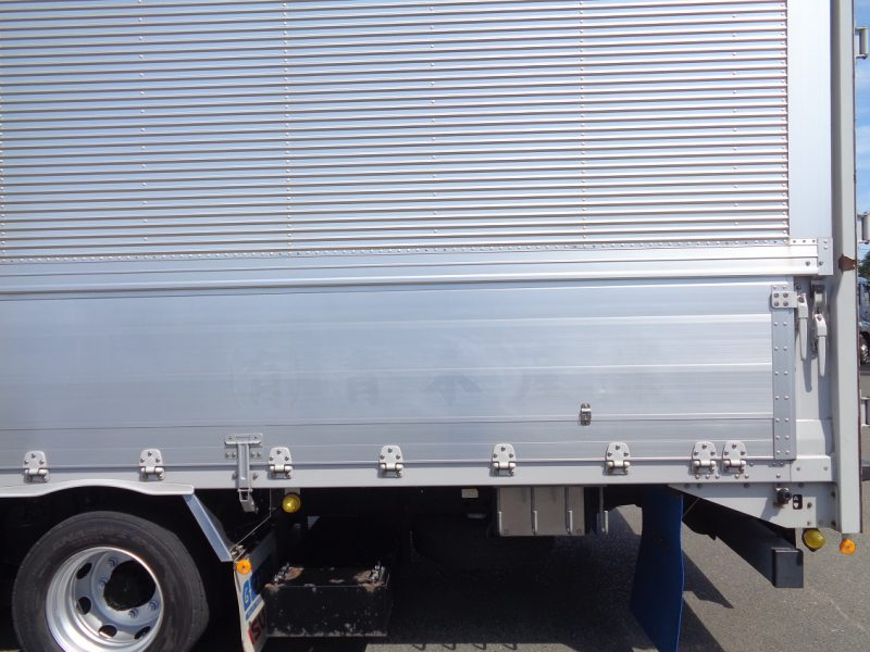 いすゞ 大型トラック ウィングエアサス(油圧パレットローラー) 画像