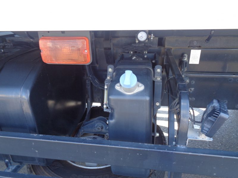 三菱 大型トラック ロングダンプハイルーフ(土砂)6.5m 画像