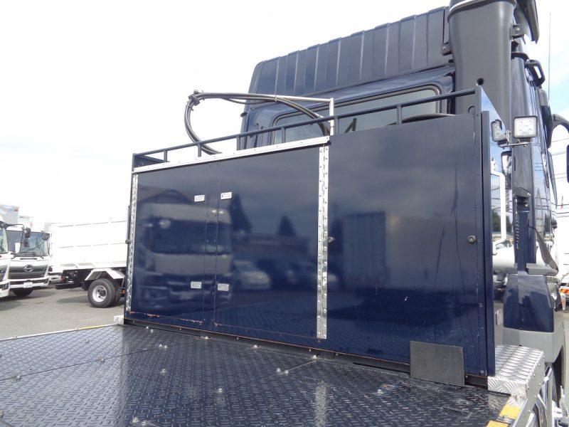 三菱 大型トラック トラクタハイルーフ(18t) 画像