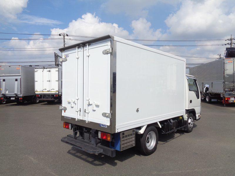 いすゞ 小型トラック 冷凍車低温(標準・ショート)5t未満 画像