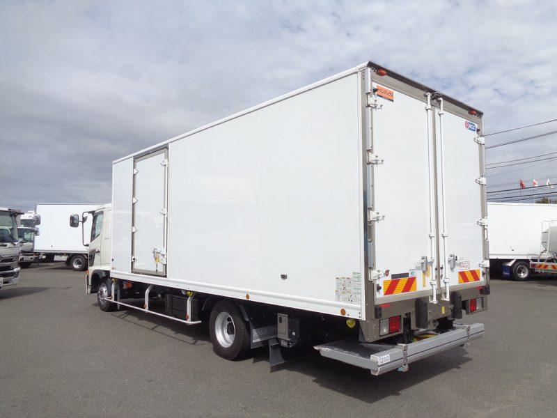日野 中型トラック 冷凍車ワイドエアサス格納PG付(ジョロダ・キーストン) 画像
