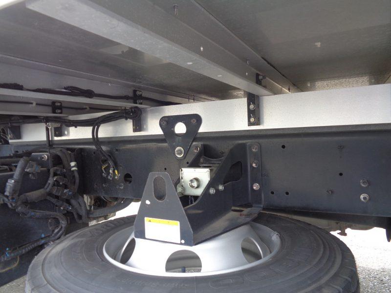 日野 中型トラック 冷凍車エアサス 画像
