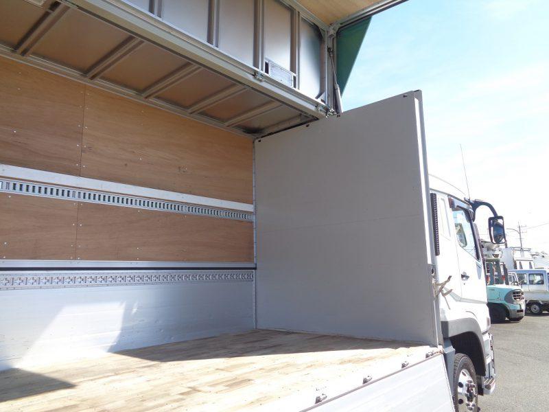 三菱 大型トラック ウィングエアサスハイルーフ(防錆仕様) 画像