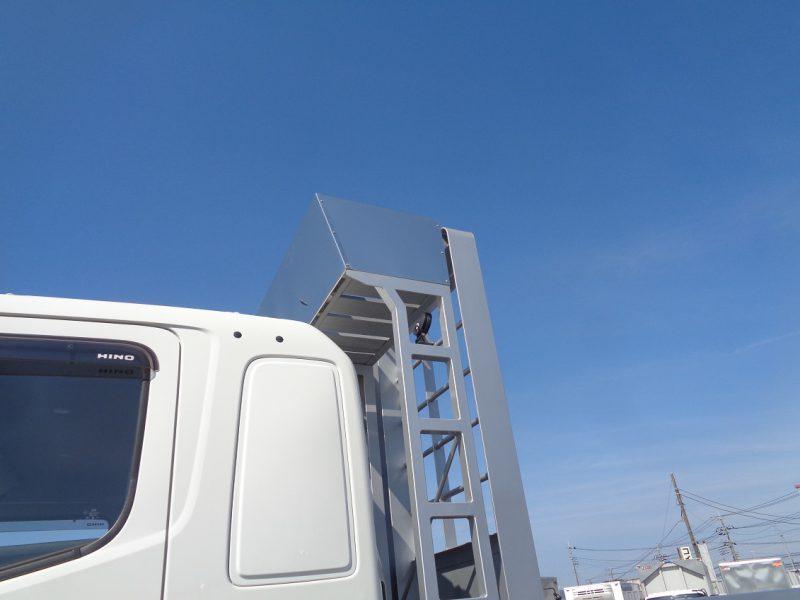 日野 大型トラック アルミ平エアサス(左右デフロック付)410ps 画像